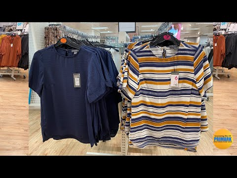 Primark Women's Tops With Prices   March 2020