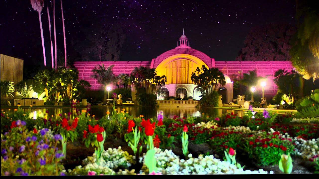 Balboa Park Botanical Building   YouTube