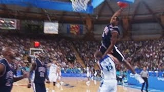 Vince Carter Top 10 Dunks Video
