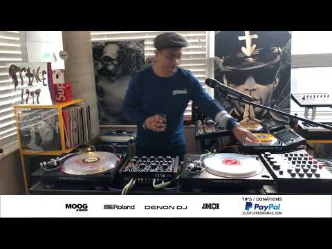 LIVE! DJ SET Gotsoul Sessions ft. jojoflores - House Deep House World Disco Jazz Lounge Soul Techno