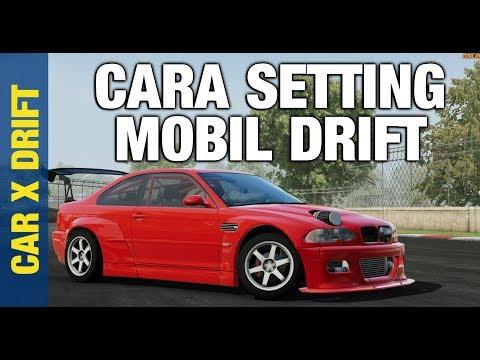 PANDUAN LENGKAP SETTING MOBIL DRIFT | CarX Drift Racing Online Indonesia