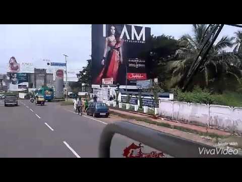 Kerala Private Bus Smart drive...