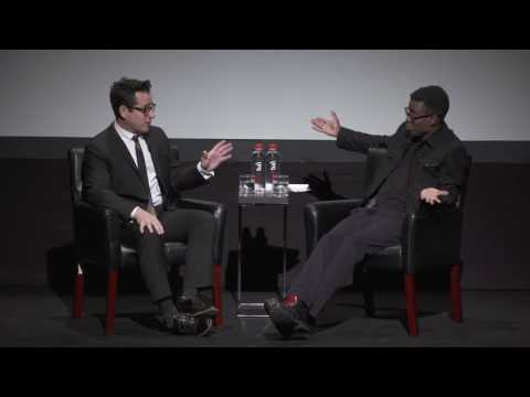 28 THE FUNNIEST MOMENTS FROM J J  ABRAMS & CHRIS ROCK