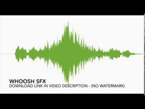 Woosh SFX Download - Whoosh Sound Effect AudioJungle Download