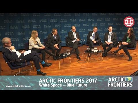 Arctic Frontiers 2017  Blue green economy