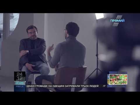 """""""Кисельов. Авторське"""". Гість програми - журналіст Сергій Лещенко"""