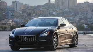 Maserati Quattroporte 2017 Car Review