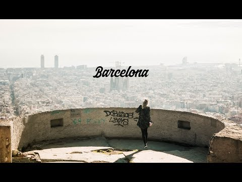 What we live for // BARCELONA 2018