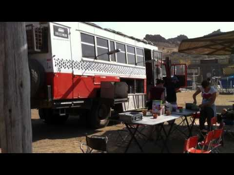 Elle The Dragoman Truck