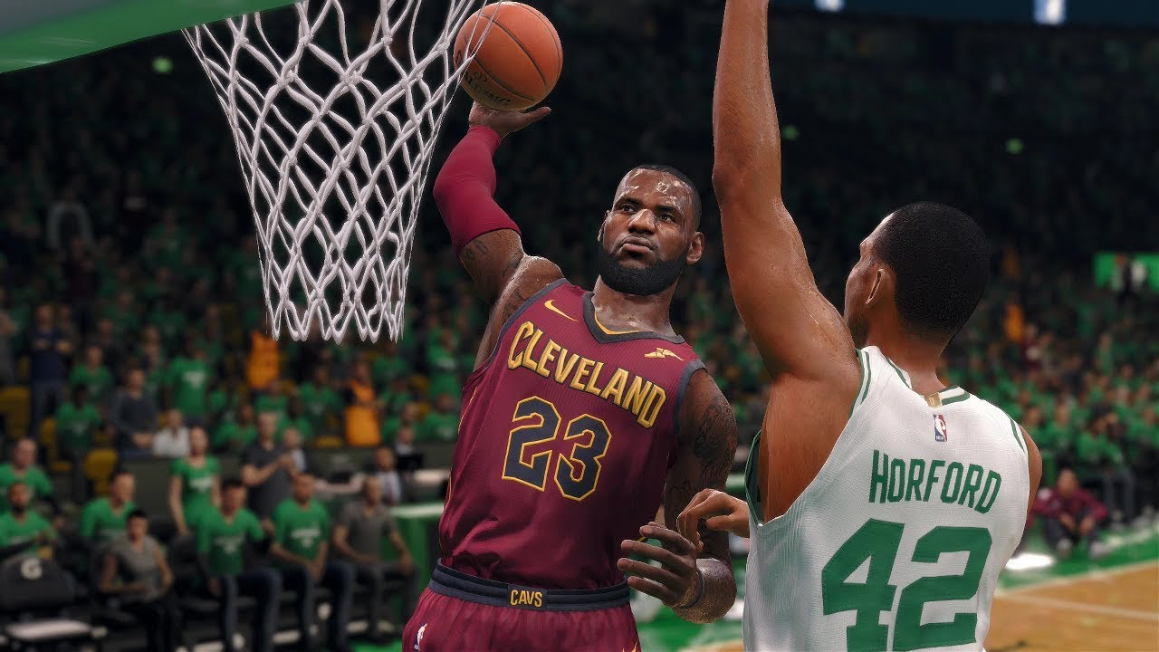 Cleveland Cavaliers at Boston Celtics Box Score, May 27, 2018