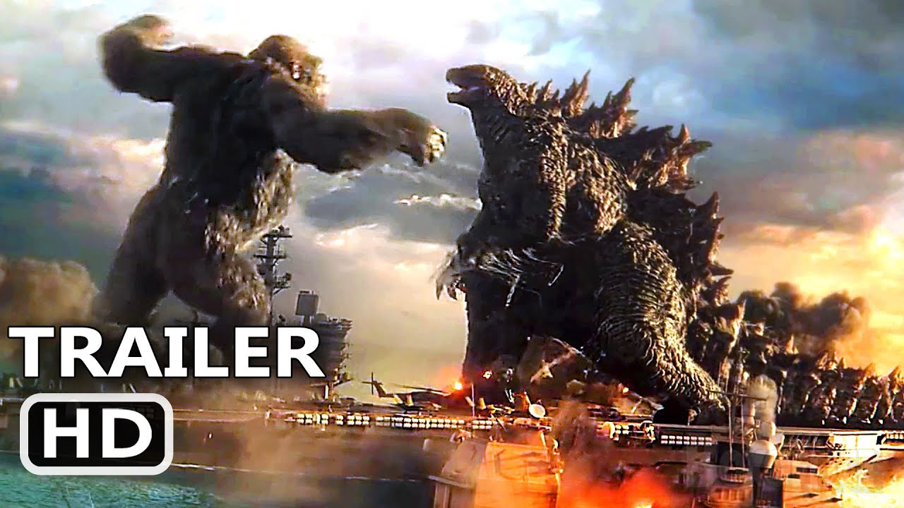 Godzilla vs. Kong (2021) [Tamil + English] HD Movie