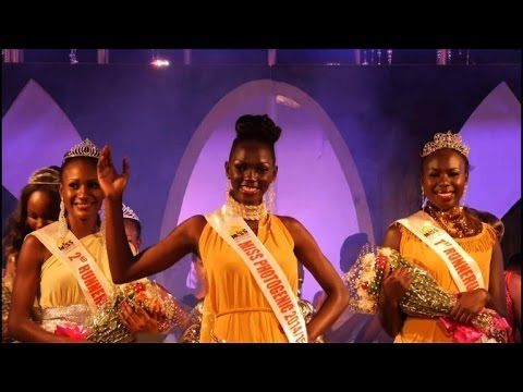 In 2014, Miss Uganda Teaches Women To Get Their Hands Dirty