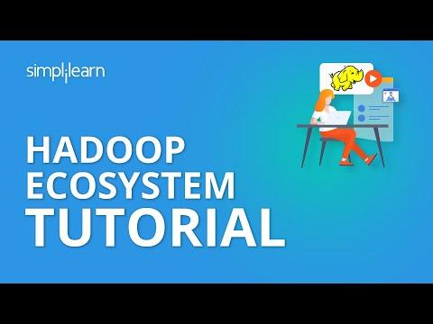 Hadoop Ecosystem Tutorial | Hadoop Ecosystem Components Overview | Hadoop Tutorial | Simplilearn