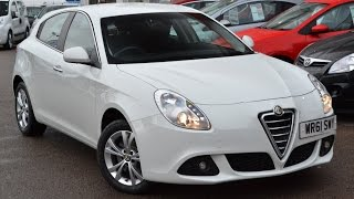 Wessex Garages | Used Alfa Romeo Giulietta Lusso on Feeder Road | WR61SWY