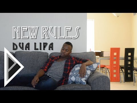 New Rules - Dua Lipa (Cover By Dante J. Payne)