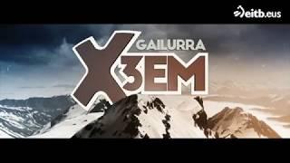 GAILURRA X3EM: Aurkezpen saioa