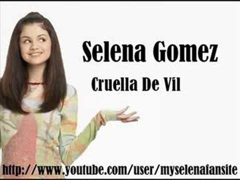 Cruella De Vil [HQ/Lyrics]