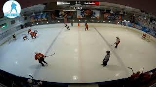 Шорт хоккей Мастер-Тур матч Ярклимат - Ред Машин