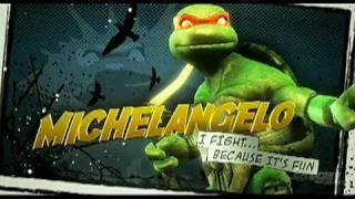 Teenage Mutant Ninja Turtles: Smash-Up Nintendo Wii