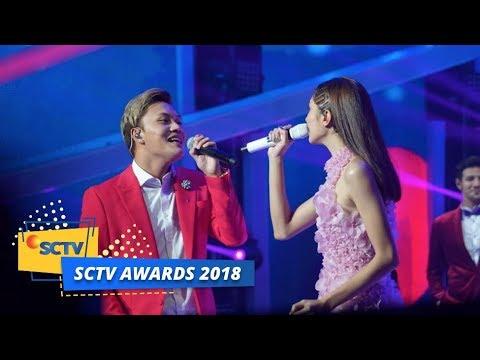 Rizky Febian dan Mikha Tambayong - Berpisah Itu Mudah | SCTV Awards 2018