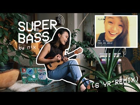 superbass (acoustic cover, 2nd edition) / nix