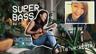 superbass acoustic cover 2nd edition nix