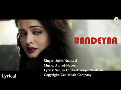 Jazbaa movie song lyrics