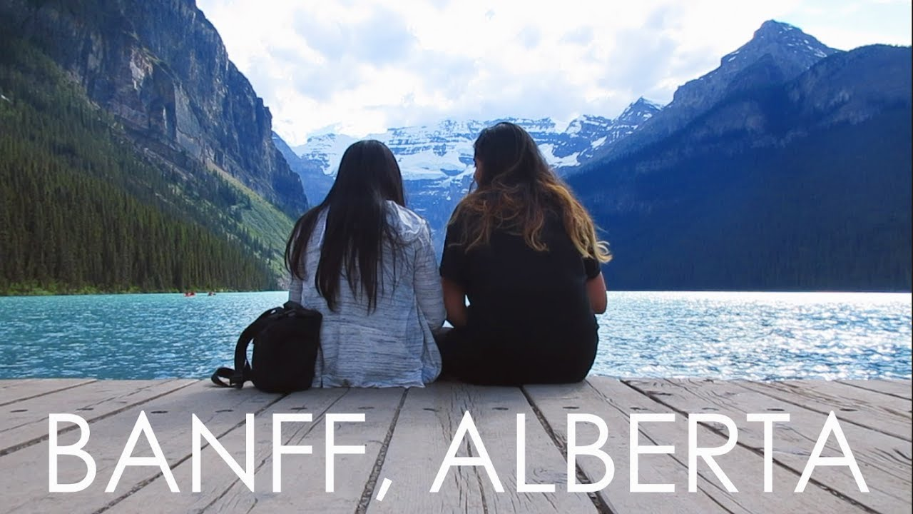 A Weekend in Banff | Smiely Khurana