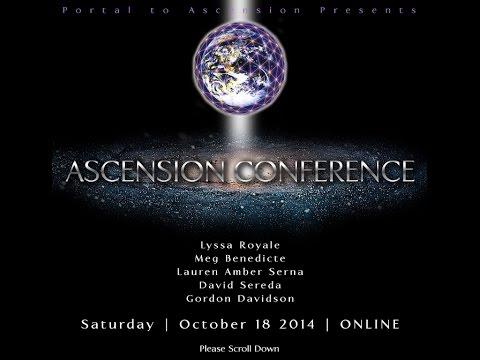Meg Benedicte at the Ascension Online Conference