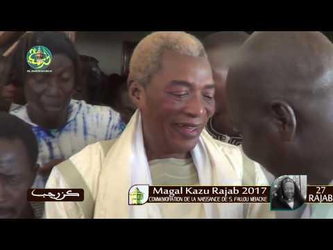 Kazu Rajab 2017 | Ziar S. Abdou Karim MBACKE Falilou | Temps Forts | Ambiances | Interviewe