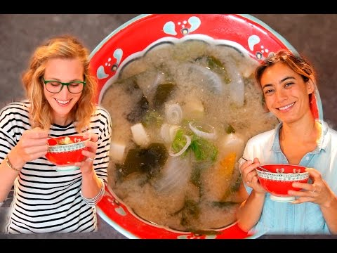 What is the Macrobiotic Diet? & How to Make Miso Soup