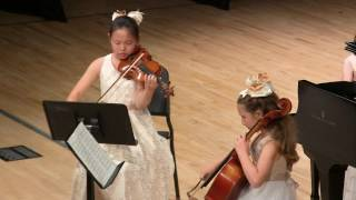 Season 2016-17 JCM-OC Final Concert: Mendelssohn Piano Trio No. 1 in d minor, Op. 49