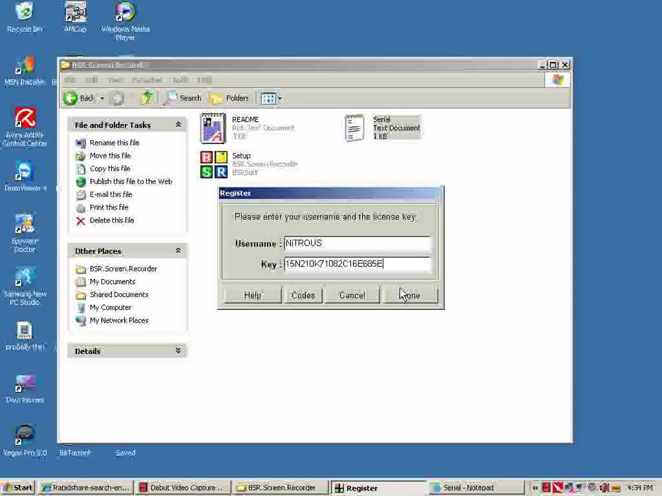free download bsr screen recorder for windows 7