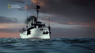 Badacze odnaleźli zaginiony patrol brytyjskiej floty! [Wyprawa na dno]