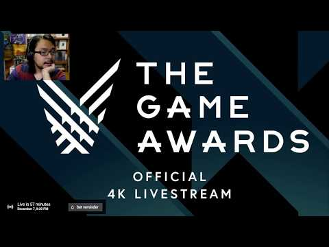 The Game Awards 2017 Live With YongYea