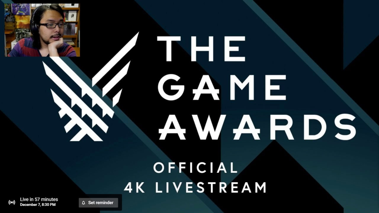 Download The Game Awards 2017 Live with YongYea