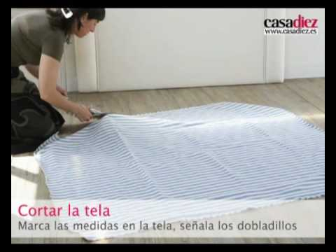 Renovar el cabecero decoraci n tv youtube - Como tapizar un cabecero ...
