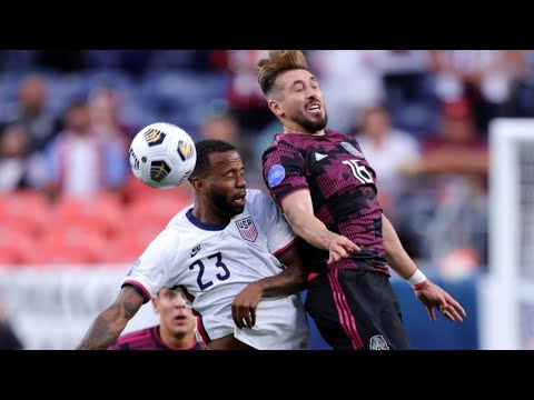 2021 Concacaf Gold Cup Final: USA vs Mexico - Starting XI, Lineup ...