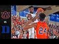 Auburn vs. Duke Basketball Highlights (2018-19)