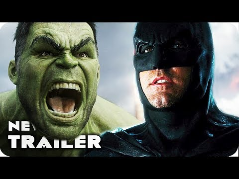 Comic Con 2017 BEST MOVIE TRAILERS - SDCC 2017 | Marvel, DC...