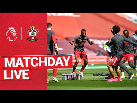 Matchday Live: Liverpool vs Southampton   All the build up from Anfield
