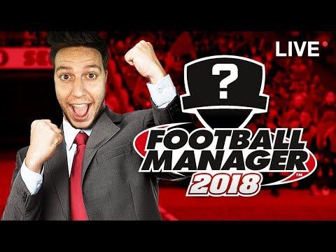 FOOTBALL MANAGER 2018 Ep1 | JOB HUNTING!