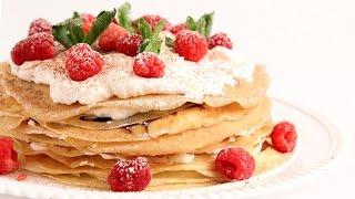 Nutella Crepe Cake Recipe - Laura Vitale - Laura In The Kitchen Episode 870