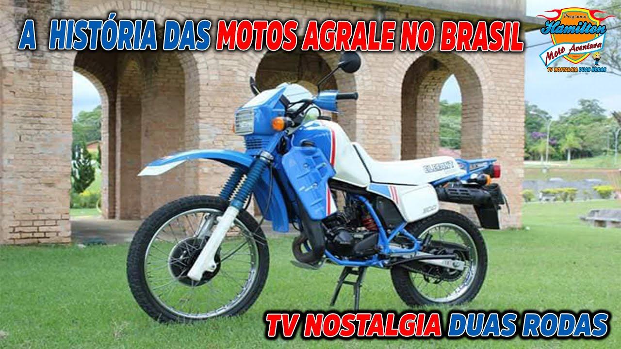 A história das motos Agrale no Brasil - TV Nostalgia Duas Rodas