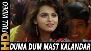Duma Dum Mast Kalandar | Hum Hain Bemisal 1994 Songs | Shilpa Shirodkar
