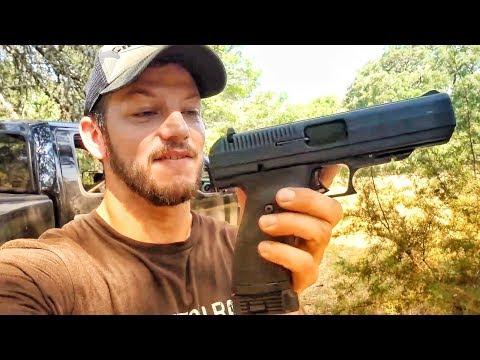 Насколько крепок самый дешевый пистолет? | Разрушительное ранчо | Перевод Zёбры