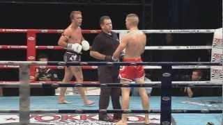 The Night Of Kick And Punch Ii°edizione - Andrea Masini Vs. Mariusz Palmieri