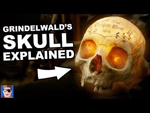 Grindelwald's Skull Explained   Harry Potter Theory