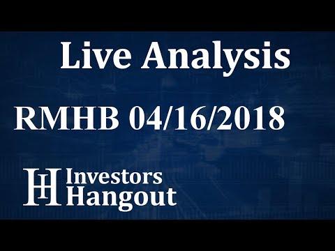 RMHB Stock Rocky Mountain High Brands Inc. Live Analysis 04-16-2018