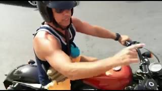 Summer Cem  Casanova  Harley Davidson  Sportster  48 Eight  Michael Mike Kuhr Security